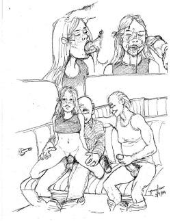 Randy dave drawings